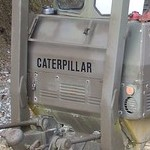 Caterpillar Bagger